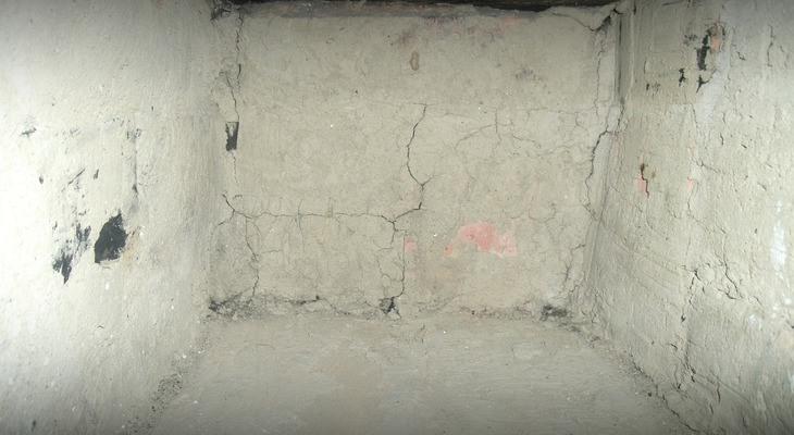Вътрешен дренаж на мазето